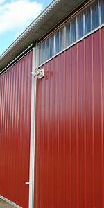 Barn roofing barn roof replacement for Aluminum pole barn