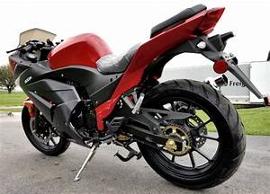 125cc Street Bike Super Ninja 4 Speed Manual Motorcycle