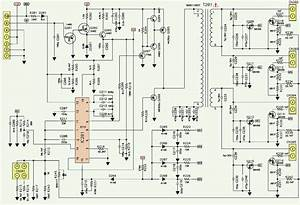 Toshiba Crt Tv Schematic Diagram  Toshiba  Free Engine Image For User Manual Download