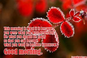 75+ Beautiful I... Beautiful Morning Wish Quotes