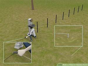 How To Make An Electric Fence  9 Steps  With Pictures