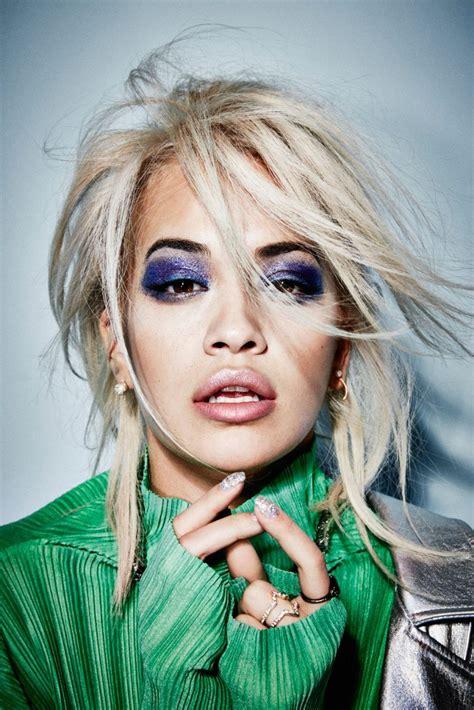 Rita Ora Photoshoot for Refinery29, 2015 • CelebMafia