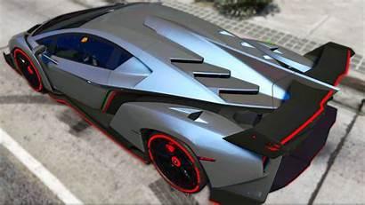 Gta Cars Lamborghini Veneno Update Ferrari Maybach