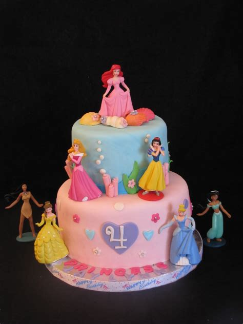 Permalink to Birthday Cakes Princess