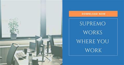 Supremo Remote Desktop by Supremo Remote Desktop Software I Supremo