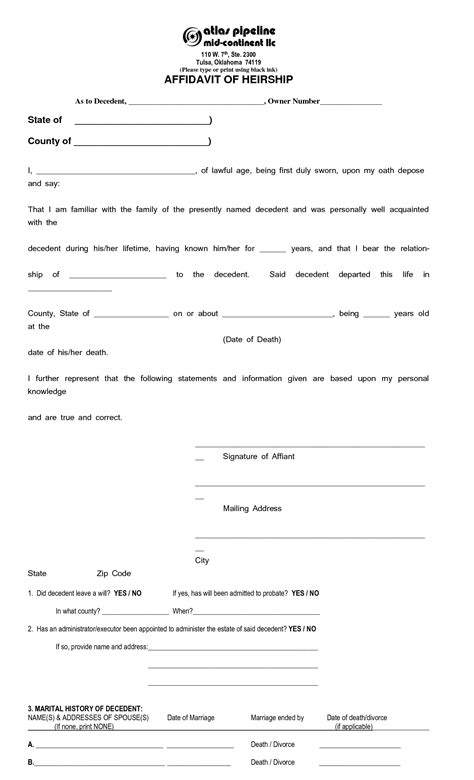 georgia notice of commencement form best photos of basic affidavit form basic affidavit form