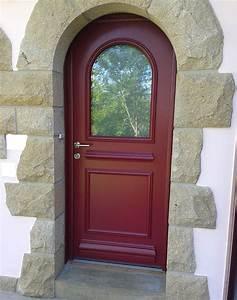 porte entree avec tierce 20170725013120 arcizocom With porte d entrée pvc avec salle de bain bois brut