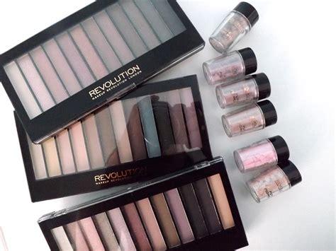 Makeup Revolution Haul  la belle