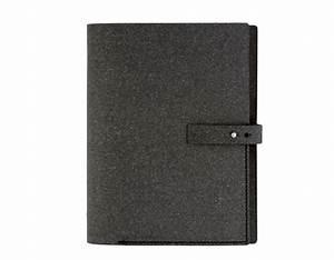 Carnet De Note Cuir : carnet de note en cuir recycl fermoir m tallique ~ Melissatoandfro.com Idées de Décoration