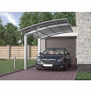 Carport Maße Für 2 Autos : ximax carport portoforte 80 4 9 x 2 7 m einfahrtsh he ~ Michelbontemps.com Haus und Dekorationen