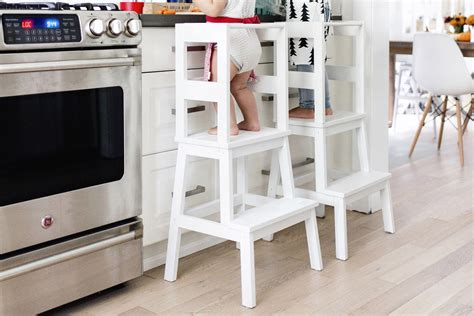 Wood Stool Chair Plans