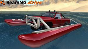 Beamng Drive - Truck Boat Transformer