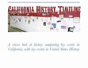 California History Timeline - A Class Project by ...