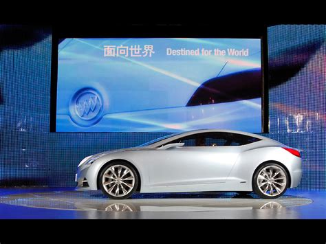 2007 Buick Riviera Concept Coupe - Unveiled At The ...