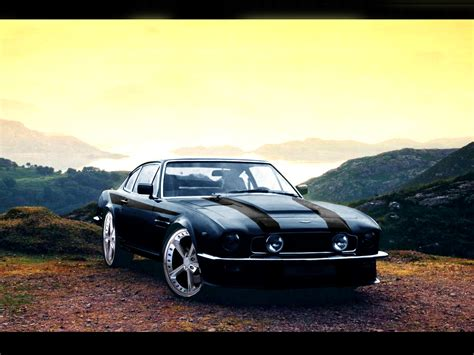 1977 Aston Martin V8 Vantage By John Mac Design On Deviantart