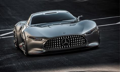 Mercedes AMG Vision Gran Turismo : Concept    Drive Away