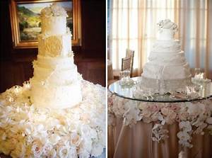 wedding table decoration ideas romantic decoration With wedding cake table ideas