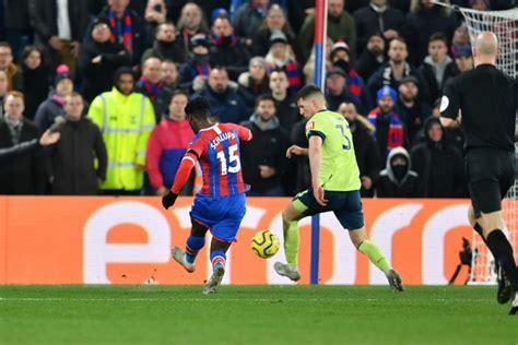 Crystal Palace 1 AFC Bournemouth 0 – Schlupp scores ...