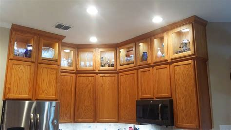adding kitchen cabinets to existing cabinets a stylish cabinet installation transforms a dated kitchen 9007