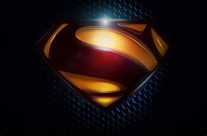 Steel Superman Logos Widescreen Shield Smallville Wallpapers
