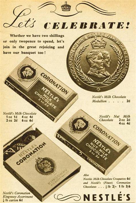 nestles chocolate vintage ad  creative ads