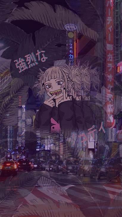 Aesthetic Anime Wallpapers Toga Himiko Manga Background