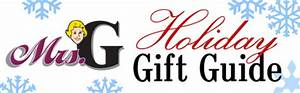 Mrs G 2014 Appliance Holiday Gift Guide