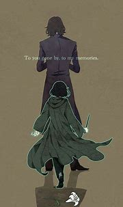 Pin by Whirligig on Always - Severus and Lily   Snape ...
