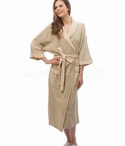 box weave spa robe xxl appearus products With robe xxl