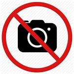 Icon Ban Camera Prohibited Photographs Icons Data