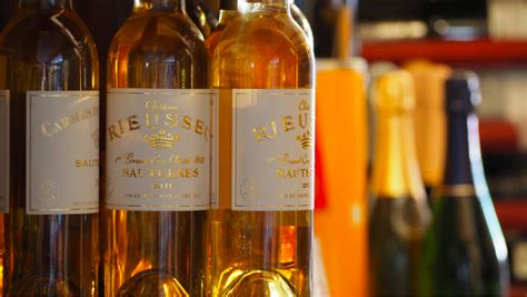the most desirable sweet white wine in the world the sauternes catawiki