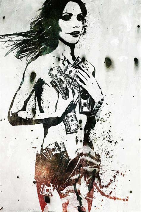 amazing grunge artworks  alex