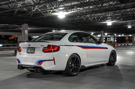 bmw m2 performance test drive 2017 bmw m2 with m performance parts track day special