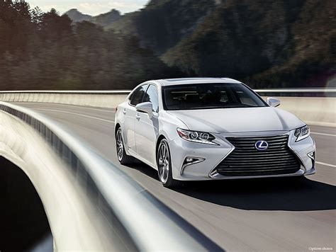 2018 Lexus Es  Luxury Sedan  Features Lexuscom