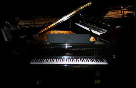 Imperfect Samples ®  Fazioli Ebony Concert Grand