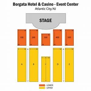 Borgata Event Center Atlantic City Tickets Schedule