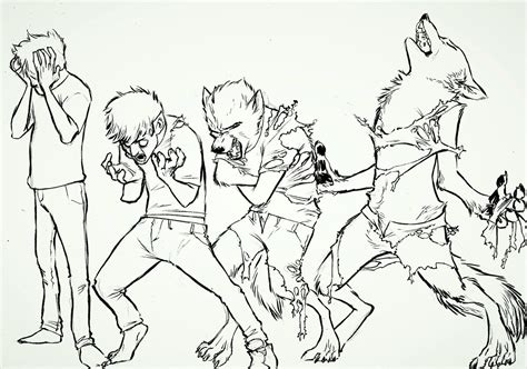 Werewolf Tf! By Monoflax On Deviantart