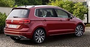 Golf Sportsvan 2017 : volkswagen golf sportsvan 2018 vezess ~ Medecine-chirurgie-esthetiques.com Avis de Voitures