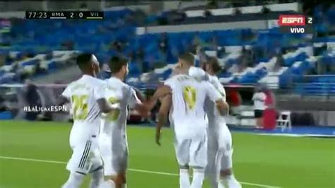Fútbol Internacional: Real Madrid vs. Villarreal EN VIVO ...