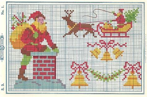 Vintage Christmas Cross Stitch Patterns