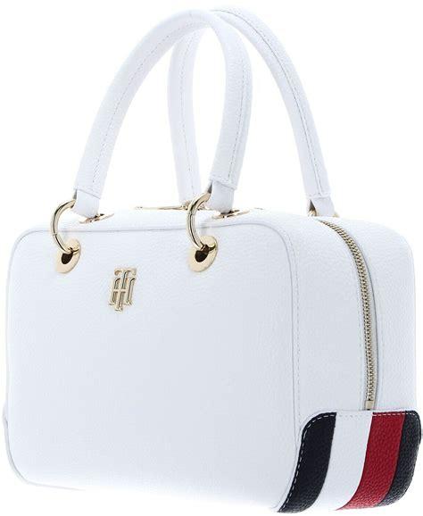 tommy hilfiger  essence medium duffle bag bright white