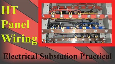 ht panel wiring  wiring   kv ht panel