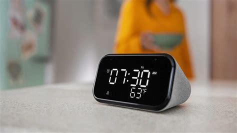 lenovo smart clock essential review  pcmag australia