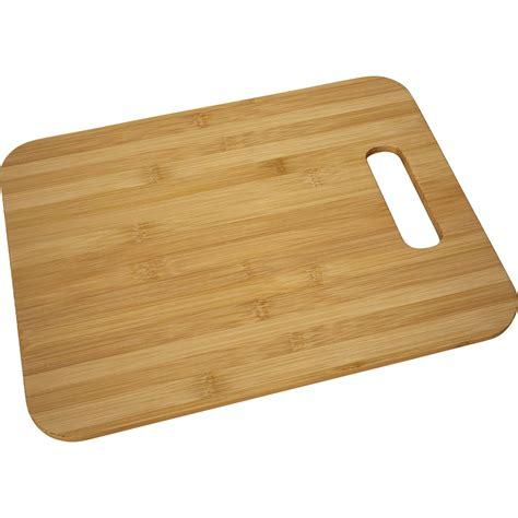 planche pour cuisine planche à découper en bambou slim leroy merlin