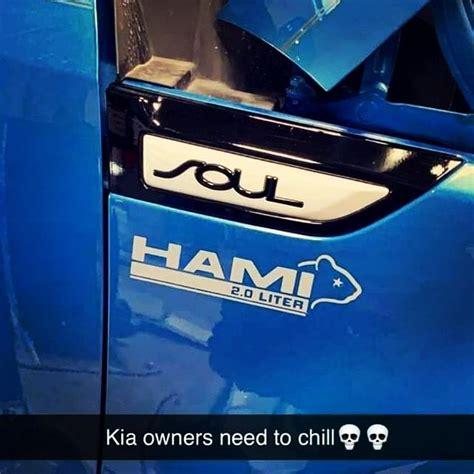 Hami 2.0 Kia   Kia, Kia soul, Car culture