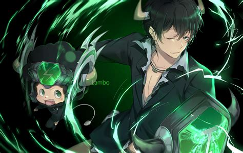 Reborn Anime Wallpaper - katekyō hitman reborn hd wallpaper background image