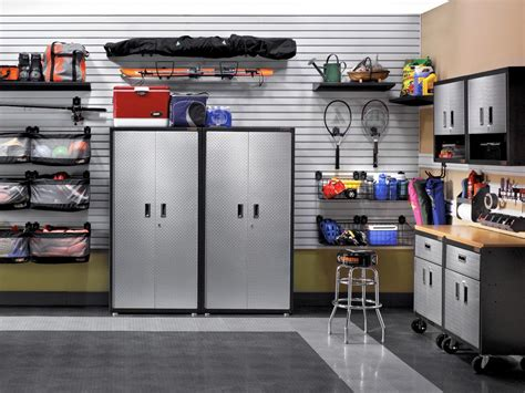 Great Tips For Garage Organization  Diy Network Blog