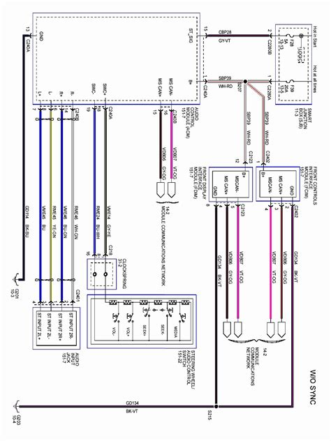 gallery of simple automotive wiring diagram sle