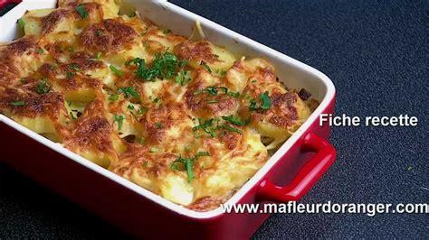 recette de gratin poireaux et pommes de terre potato