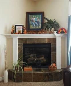 Corner, Fireplaces